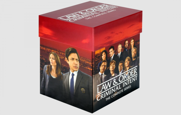 Packaging for DVD Box set